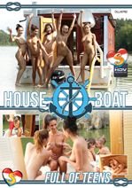 House Boat Full Of Teens 01