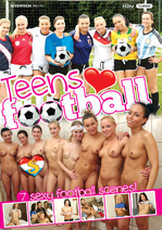 Teens Love Football