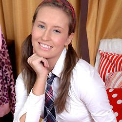Seventeen Model Louise J