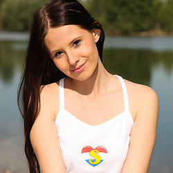 Seventeen Model Vanessa O / Vanessa Cyrus