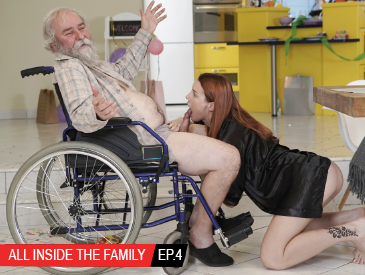 All inside the family Ep.4 Granddad having the time of his life