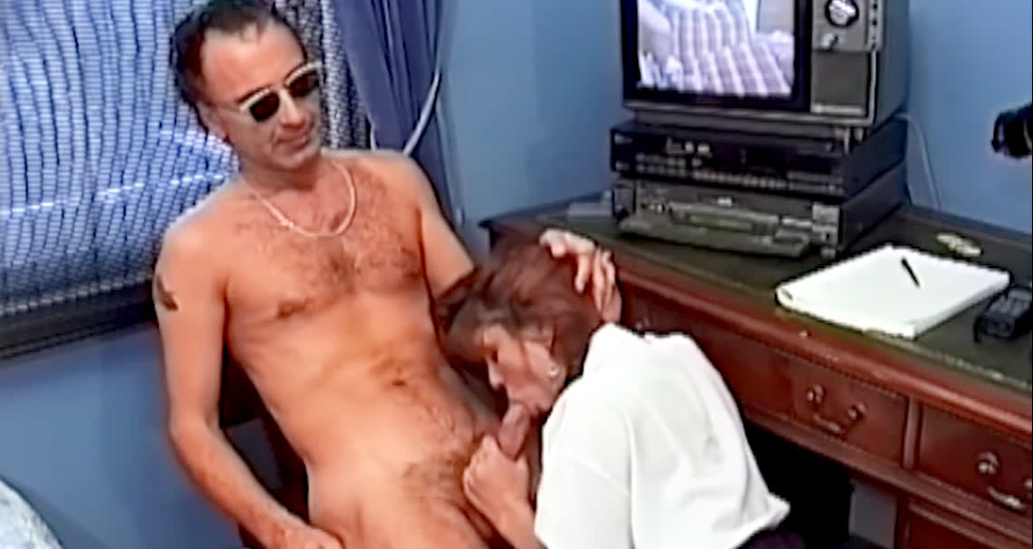 Sex crazed student from 1996!