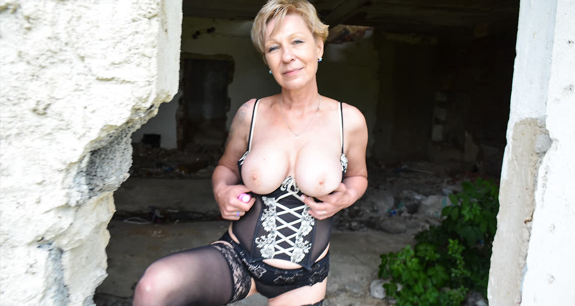 Think, that horny grannies video can
