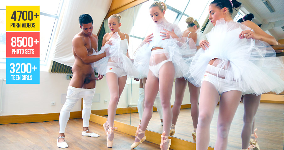 Ballet dancer porn
