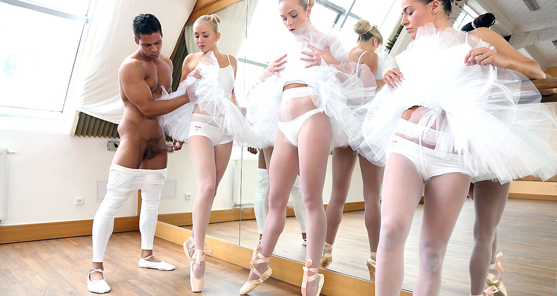 Teen ballet sex — photo 5