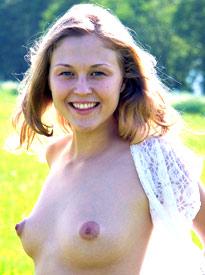 Young model Emma C