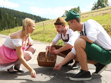 Exclusive Teens in Tirol