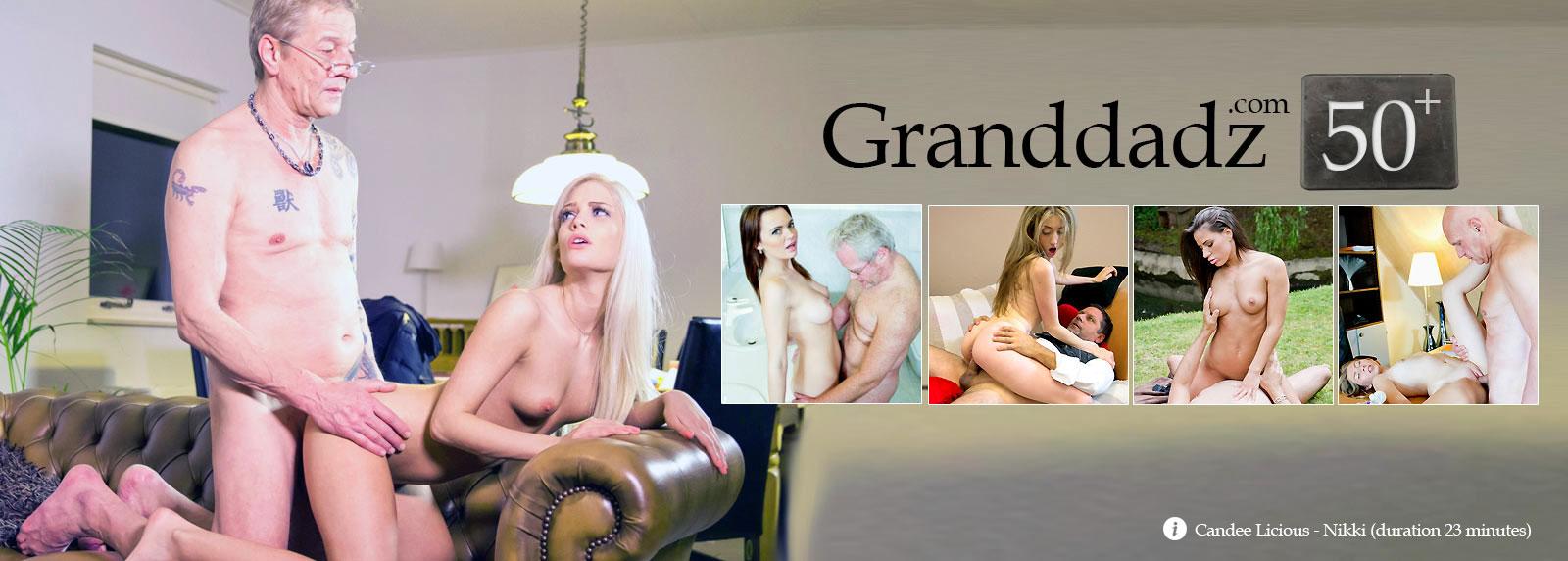 granddad fucking young girl