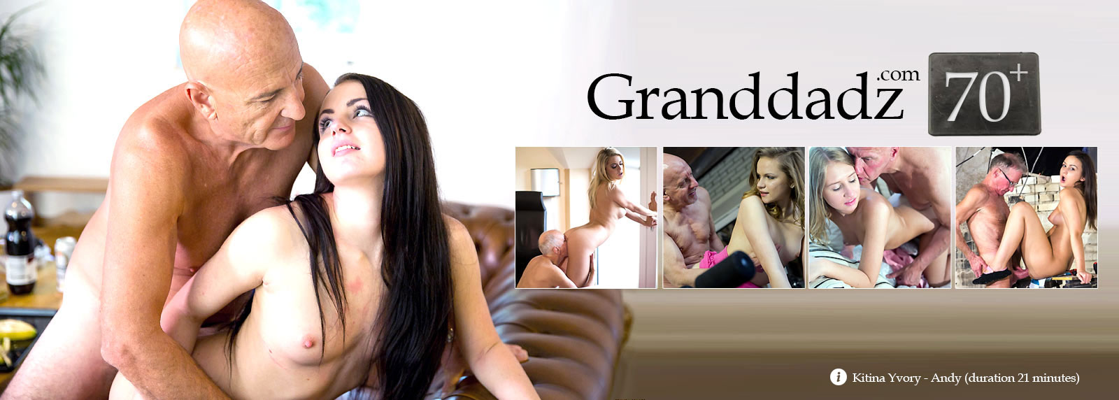 kitina yvory fucked by senior granddad