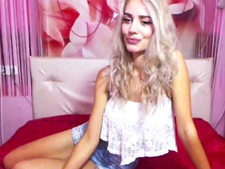 Dahlia Webcam