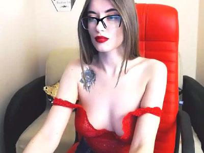 AnnaBlack Webcam