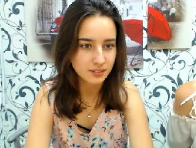 GingerLil Webcam